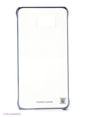Чехол для  Galaxy Note 5 GlossyCover Samsung. Цвет: серо-голубой, серый