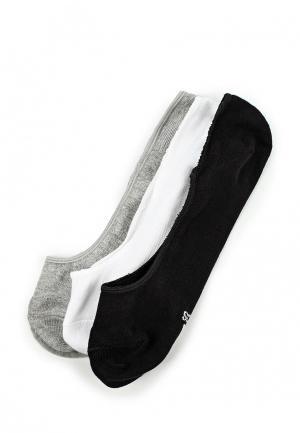 Комплект носков 3 пары adidas Performance. Цвет: разноцветный