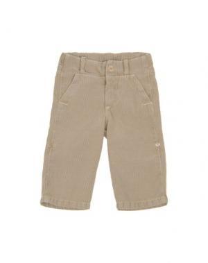 Повседневные брюки AMORE. Цвет: бежевый