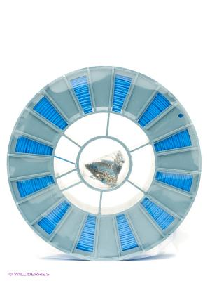 Пластик-abs sem 1.75 мм 940 гр.. Цвет: голубой