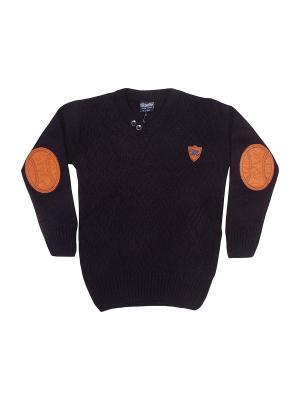 Пуловер M-BABY. Цвет: темно-синий