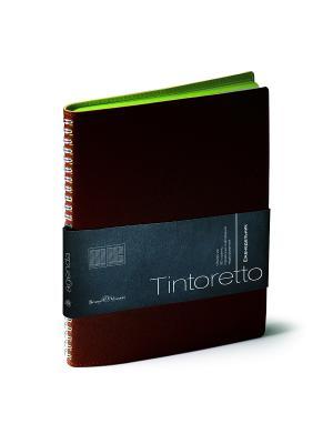 Еженедельник, Tintoretto, В5 Bruno Visconti. Цвет: коричневый
