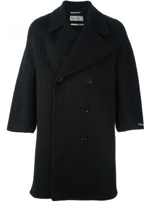 Пальто Emiro Sportmax. Цвет: чёрный