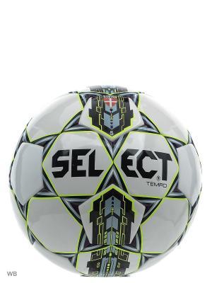Мяч Футбольный Select. Цвет: белый, черный, синий, желтый