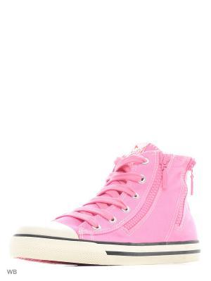 Кеды S.OLIVER. Цвет: розовый