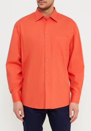 Рубашка VinzoVista. Цвет: красный