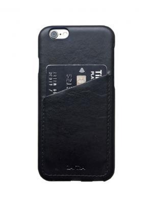 Чехол-бампер для iPhone 6/6s ZAVTRA. Цвет: черный
