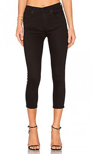 Укороченные облегающие джинсы high class James Jeans. Цвет: none