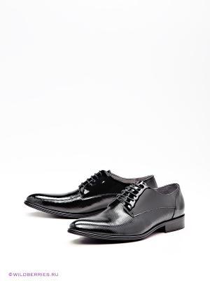 Туфли Barcelo Biagi. Цвет: черный