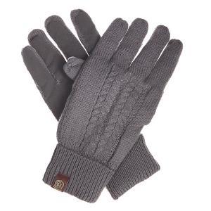 Перчатки  Richard Gloves Grey Harrison. Цвет: серый