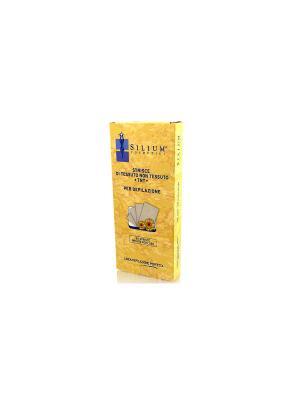 Полоски для депиляции SILIUM. Цвет: желтый