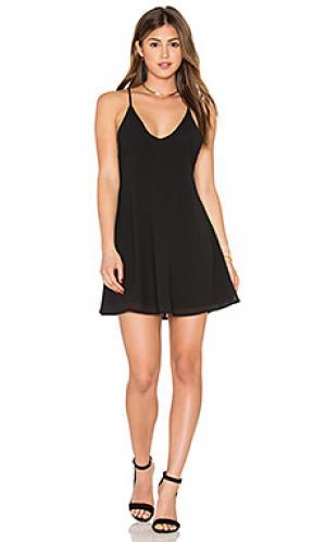 Платье gracie Lucca Couture. Цвет: черный