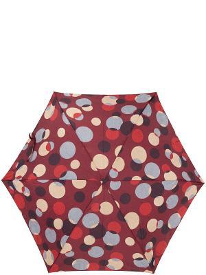 Зонт Labbra. Цвет: серо-голубой, бежевый, бордовый, красный, темно-бордовый