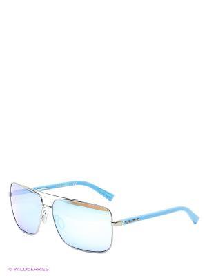 Очки солнцезащитные DOLCE & GABBANA. Цвет: голубой, фиолетовый