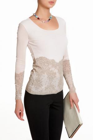 Блуза D.Exterior. Цвет: розовый