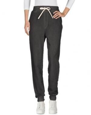 Повседневные брюки TEE-TREND. Цвет: свинцово-серый