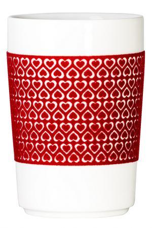 Кружка для чая, кофе 350мл KAHLA. Цвет: белый