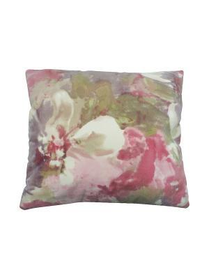 Подушка декоративная Kupu MASSIMO ROSE. Цвет: зеленый