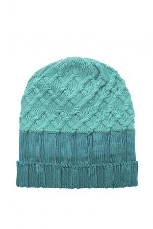 Шапка 136711 Sweet Sweaters. Цвет: зеленый