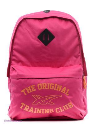 Рюкзак TRAINING ESSENTIALS BACKPACK ASICS. Цвет: розовый