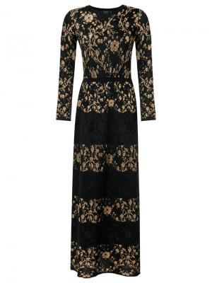 Knit gown Gig. Цвет: чёрный