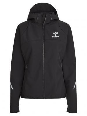 Куртка CLASSIC BEE WO JORI SOFTSHELL HUMMEL. Цвет: черный