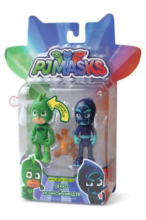 Игровой набор Герои в масках. Цвет: синий, зеленый