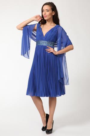 Платье Manys Tune. Цвет: синий