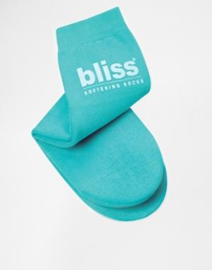 Bliss Смягчающие носки. Цвет: бесцветный