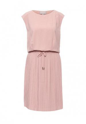 Платье InWear. Цвет: розовый