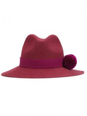 Шляпа Nanse Yosuzi. Цвет: красный
