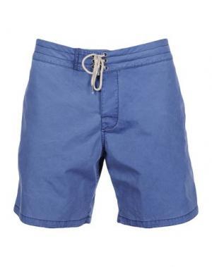 Пляжные брюки и шорты FAHERTY. Цвет: пастельно-синий