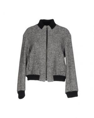 Куртка GOLD CASE. Цвет: серый