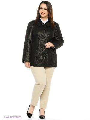 Куртка Emi Filini. Цвет: черный