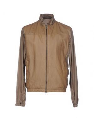 Куртка GOLD CASE by ROCCO FRAIOLI. Цвет: верблюжий