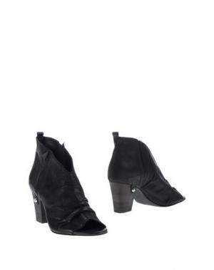 Ботинки SPAZIOMODA. Цвет: черный