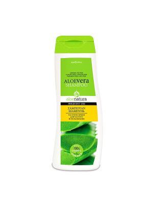 Алоэнейчер шампунь для ежедневного применения, 200мл Madis S.A.. Цвет: белый