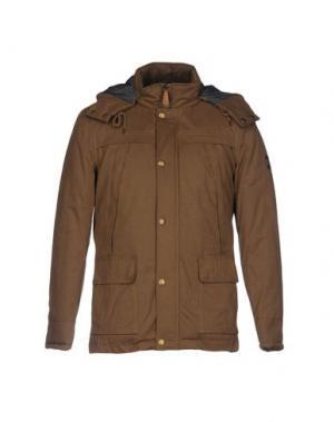 Куртка FORECAST. Цвет: хаки