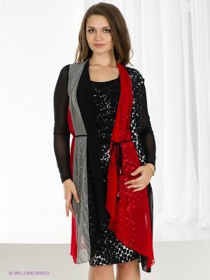 Комплект VERDA. Цвет: черный, белый, красный