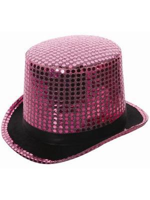Карнавальны аксессуар Magic Home. Цвет: розовый, черный