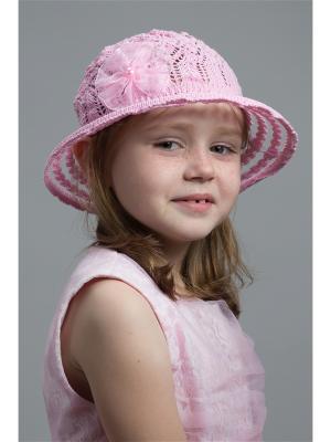 Шляпа NELL. Цвет: розовый