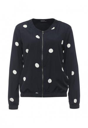 Куртка Jacqueline de Yong. Цвет: синий