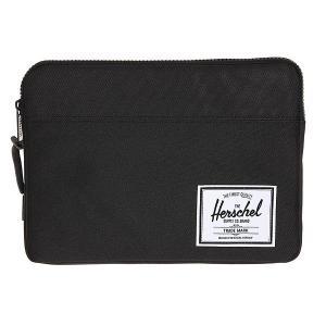 Чехол для iPad  Anchor Sleeve For Air Black Herschel. Цвет: черный