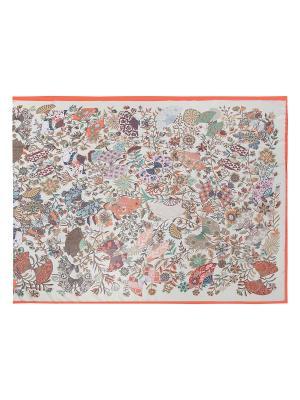 Палантин Labbra. Цвет: морская волна, бирюзовый, коричневый, светло-серый, терракотовый