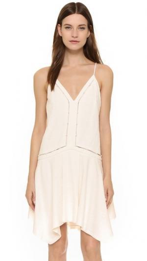 Платье Roman camilla and marc. Цвет: белый