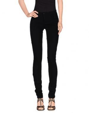 Джинсовые брюки BARBARA I GONGINI. Цвет: черный