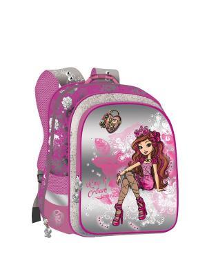 Ранец Super bag Mattel EAH. Цвет: розовый