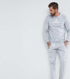 Brooklyn Supply Co. Джоггеры из переработанной ткани Co. Цвет: серый