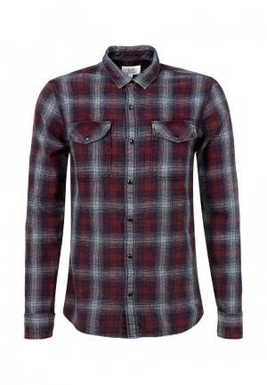 Рубашка Q/S designed by. Цвет: бордовый
