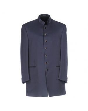 Пиджак TIZIANO REALI. Цвет: грифельно-синий